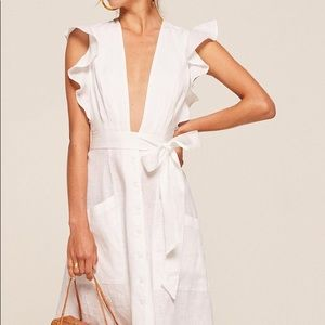 Reformation Serengeti Dress (Sold Out)
